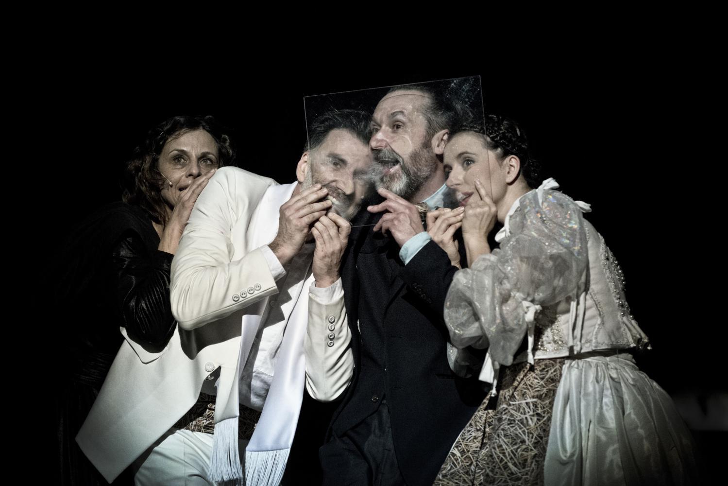 Spektakl Wesele Teatr Wybrzeże